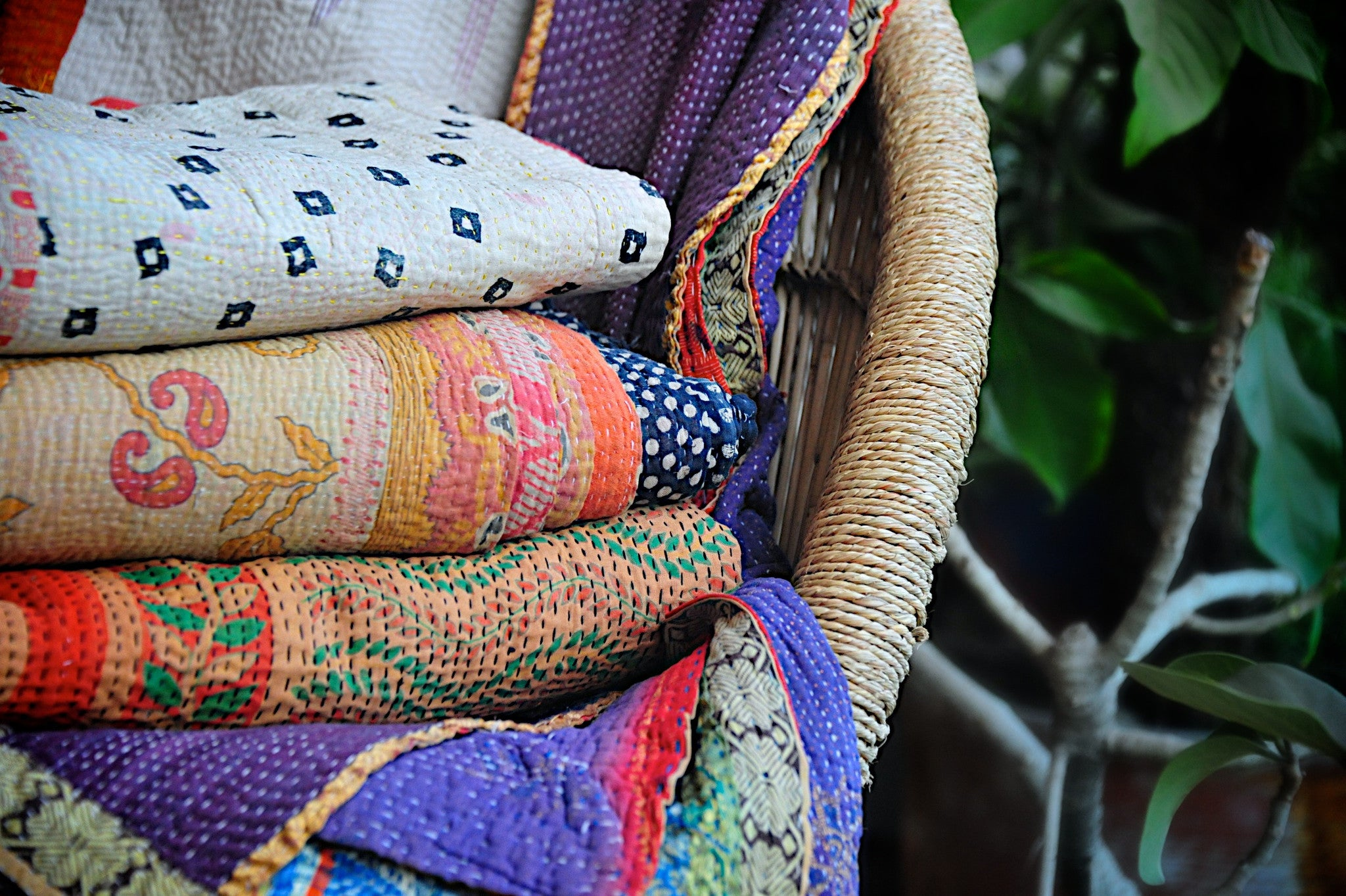 The Kantha Collection