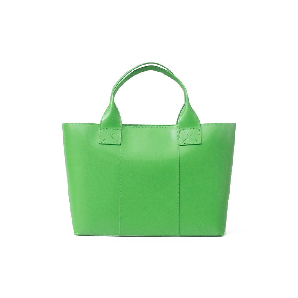 Shopping Bag Mint Green
