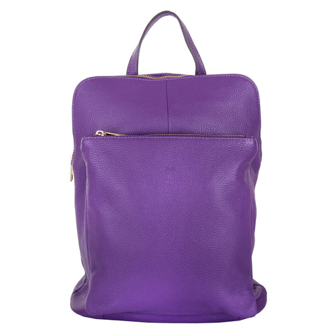 Marlafiji- Bee Purple backpack