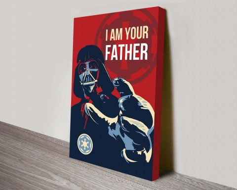 I Am Your Father Art