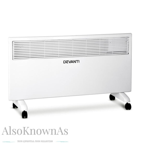 Devanti Convection Panel Heater