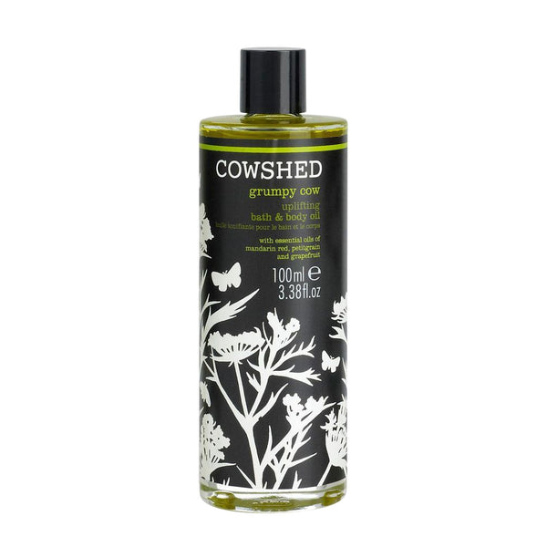 Cowshed Grumpy Cow Uplifting Bath & Body Oil - AlsoKnownAs Lifestyle Collection