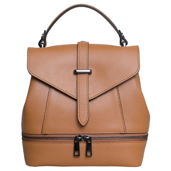 MARLAFIJI JAI ITALIAN LEATHER MINI BACK PACK