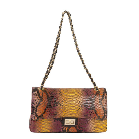 Marlafiji- Vivien Italian leather handbag