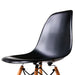 Replica Eames Eiffel DSW Dining Chair Black x2