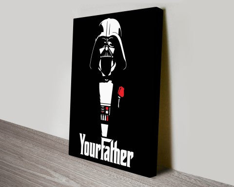 Your Father - Prints on Canvas