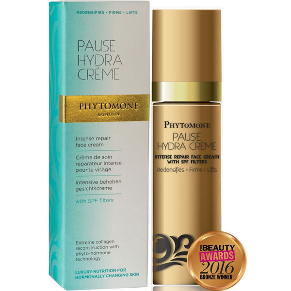 Pause Hydra Creme 50ml - Best moisturiser for mature skin