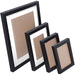 26 pcs Photo Frames Set Wall Black
