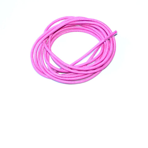 Dark Pink (Colorful Dress Shoe Laces)