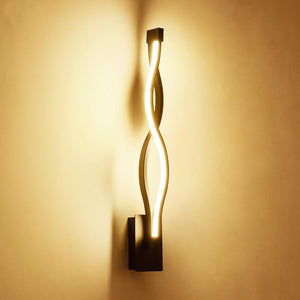 Sway Modern LED Wall Light