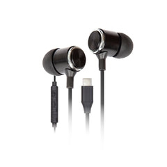 Retrak Remixd USB-C Earbuds Black