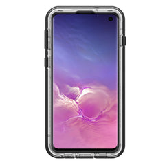 LifeProof Next DropProof Case Black Crystal (Clear/Black) for Samsung Galaxy S10+
