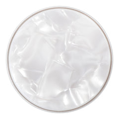 PopSockets PopGrip Acetate Pearl White
