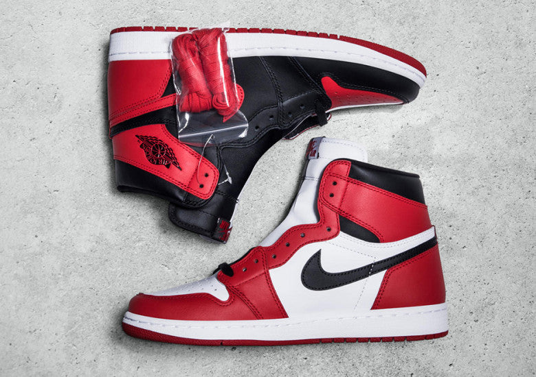 "Air Jordan 1 Retro High OG ""Homage To Home"""