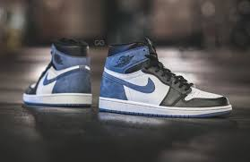on sale 39794 0ef29 Air Jordan 1 Retro High OG Blue Moon (6 Rings)