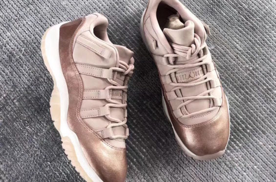 df9aa3e7da04 Air Jordan 11 Low WMNS Rose Gold