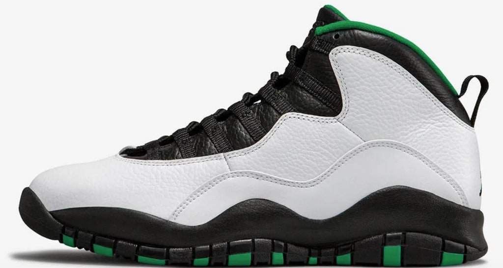 Air Jordan 10 Seattle