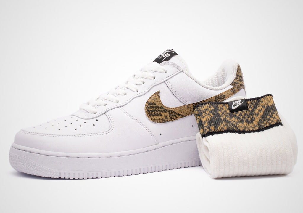 """new product bcf37 7616f Air Force 1 """"Python Snake"""""""