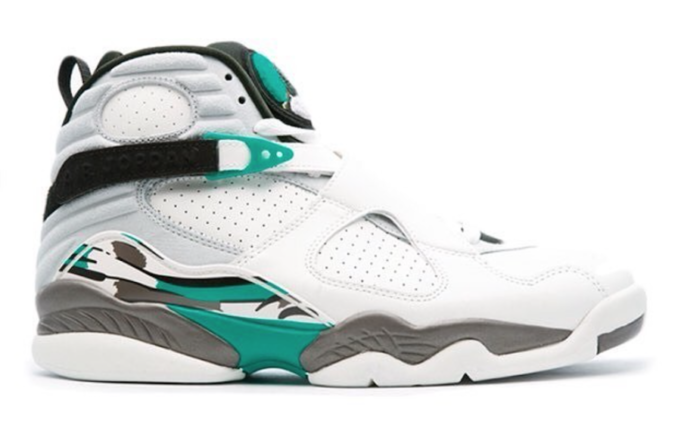 Jordan 8 Turbo Green