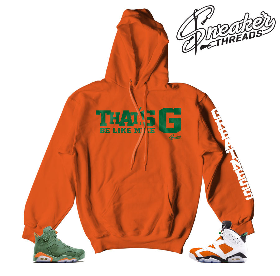 Jordan 11 be like mike hoody | That's G tee hoodies