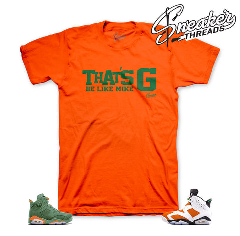 Jordan 11 be like mike shirt | That's G tee shirts.