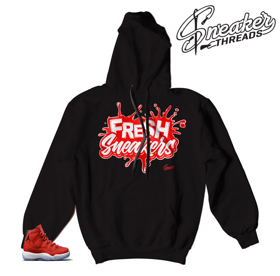 Jordan 11 win like 96 hoodies match | Fresh sneakers fast