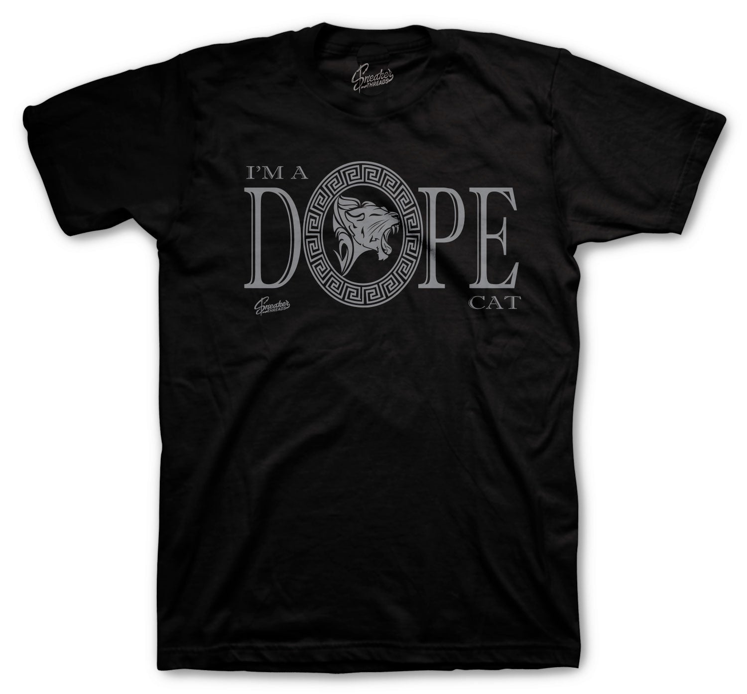 Jordan 4 Black Cat DPE Cat Shirt