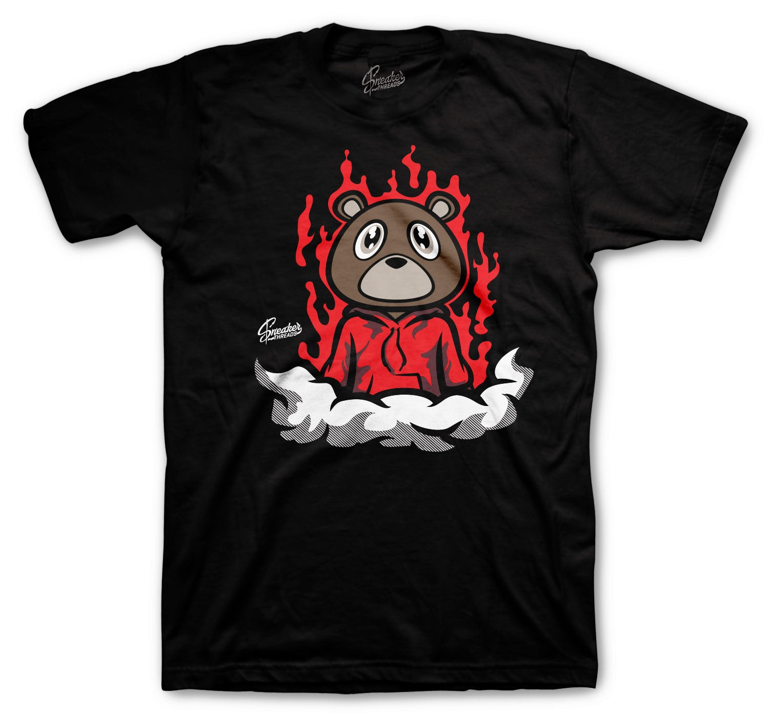 Yeezy 350 Bred Fresh Bear Shirt