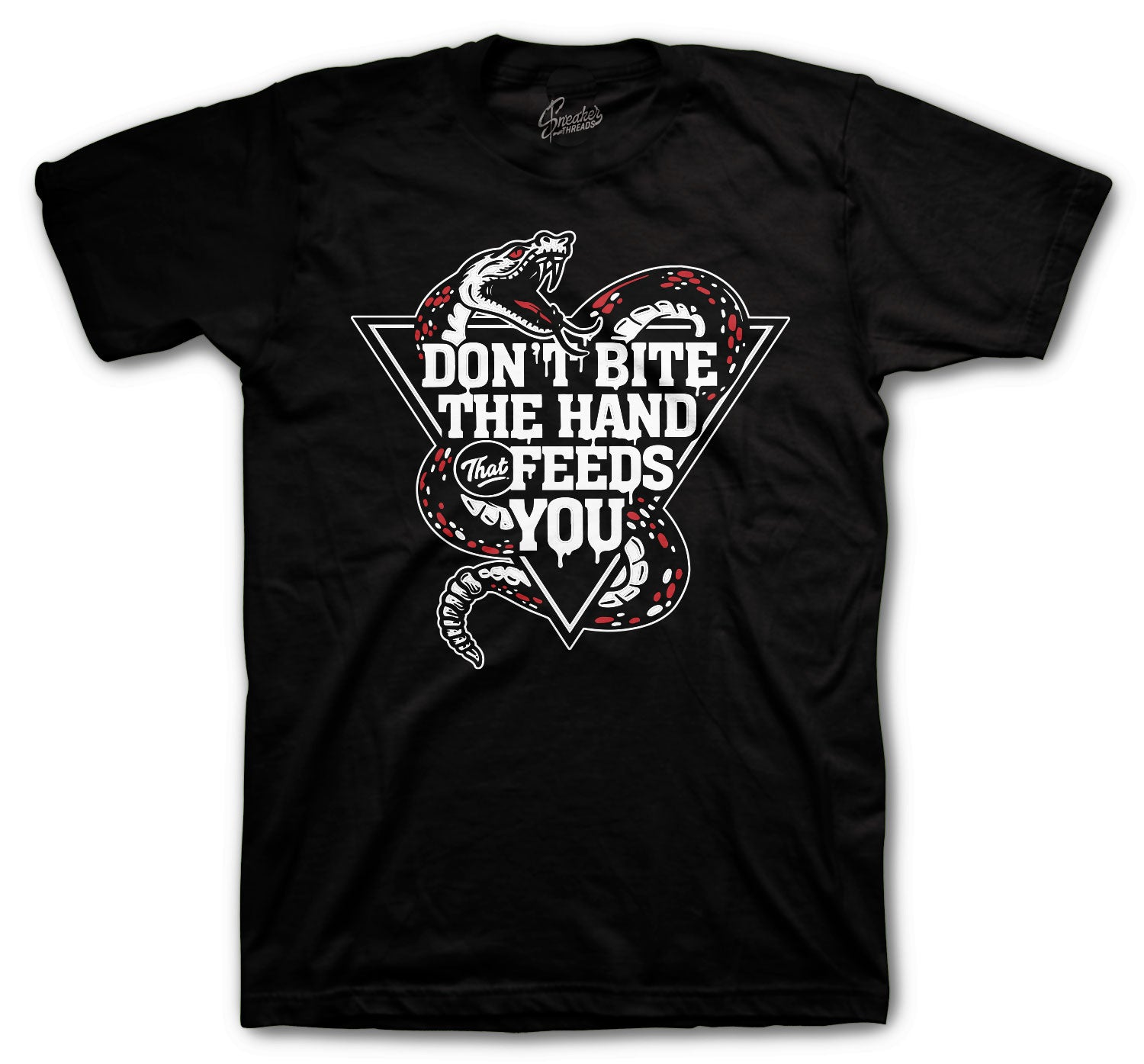 Jordan 1 Satin Snake Don't Bite Shirt