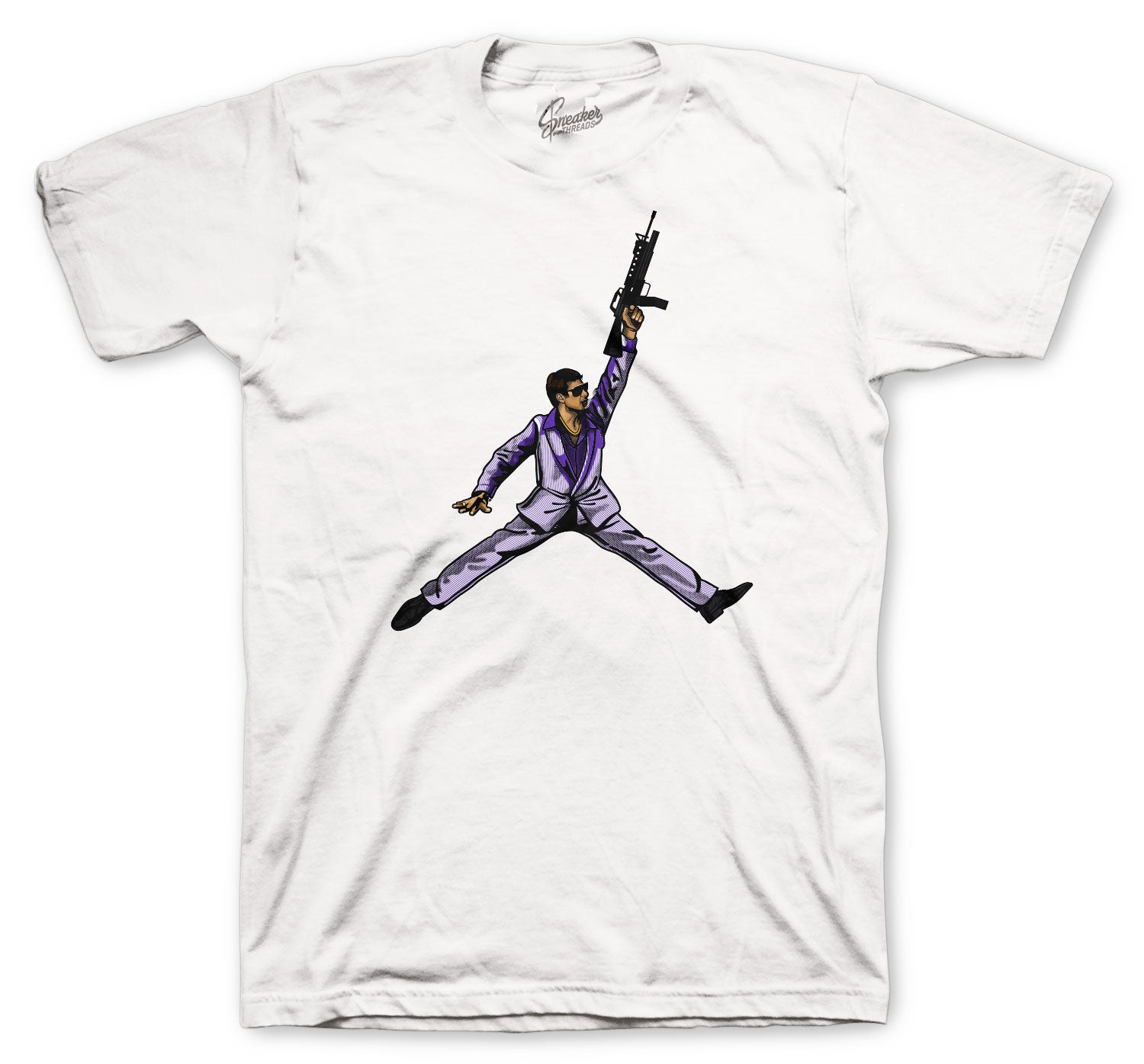 Jordan 12 Dark Concord Air Tony Shirt