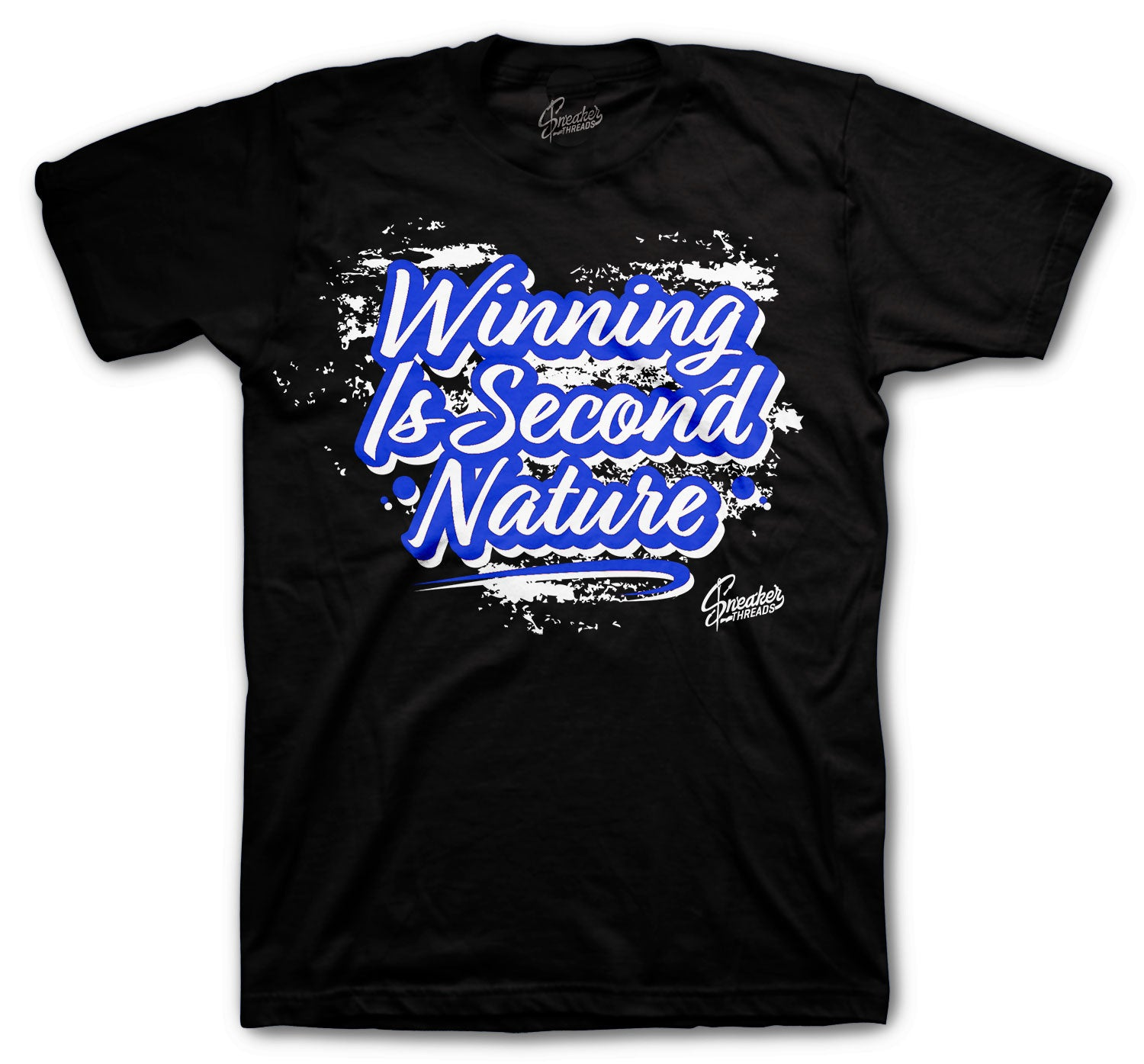 Jordan 14 Hyper Royal Second Nature Shirt