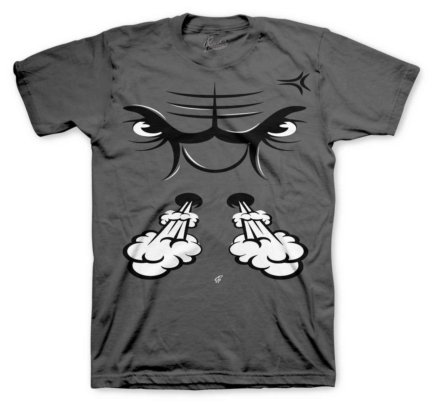 Jordan 4 Black Cat Bullface Shirt