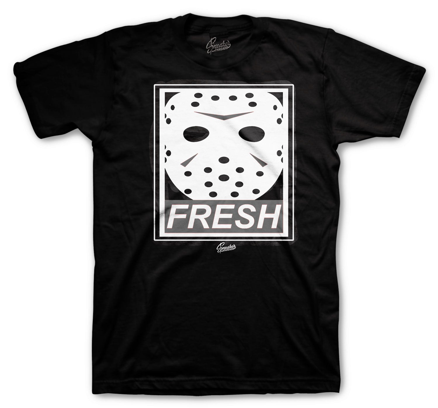 Foamposite Anthracite Fresh 2 Death Shirt