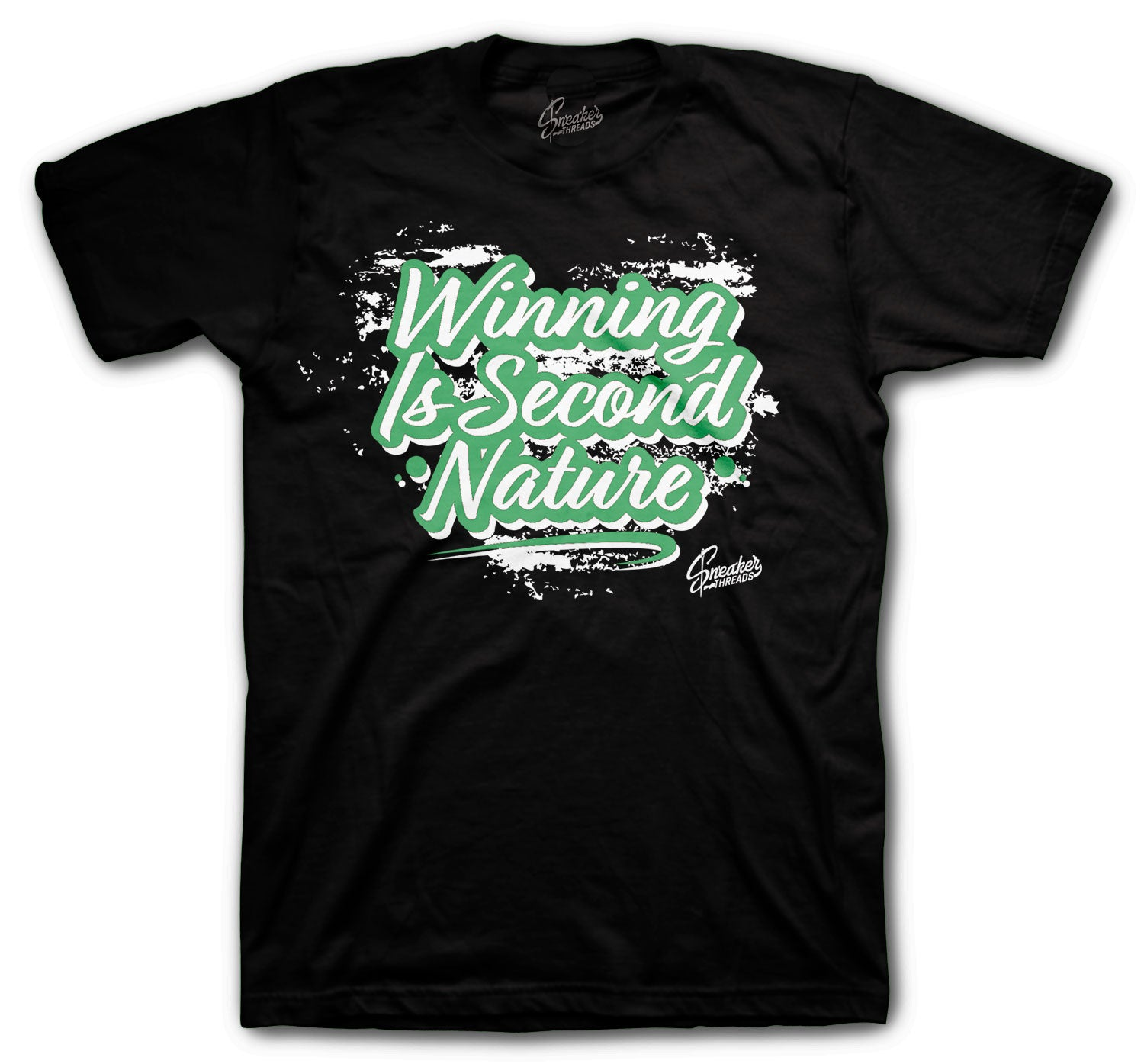 Jordan 1 Zen Green Second Nature Shirt