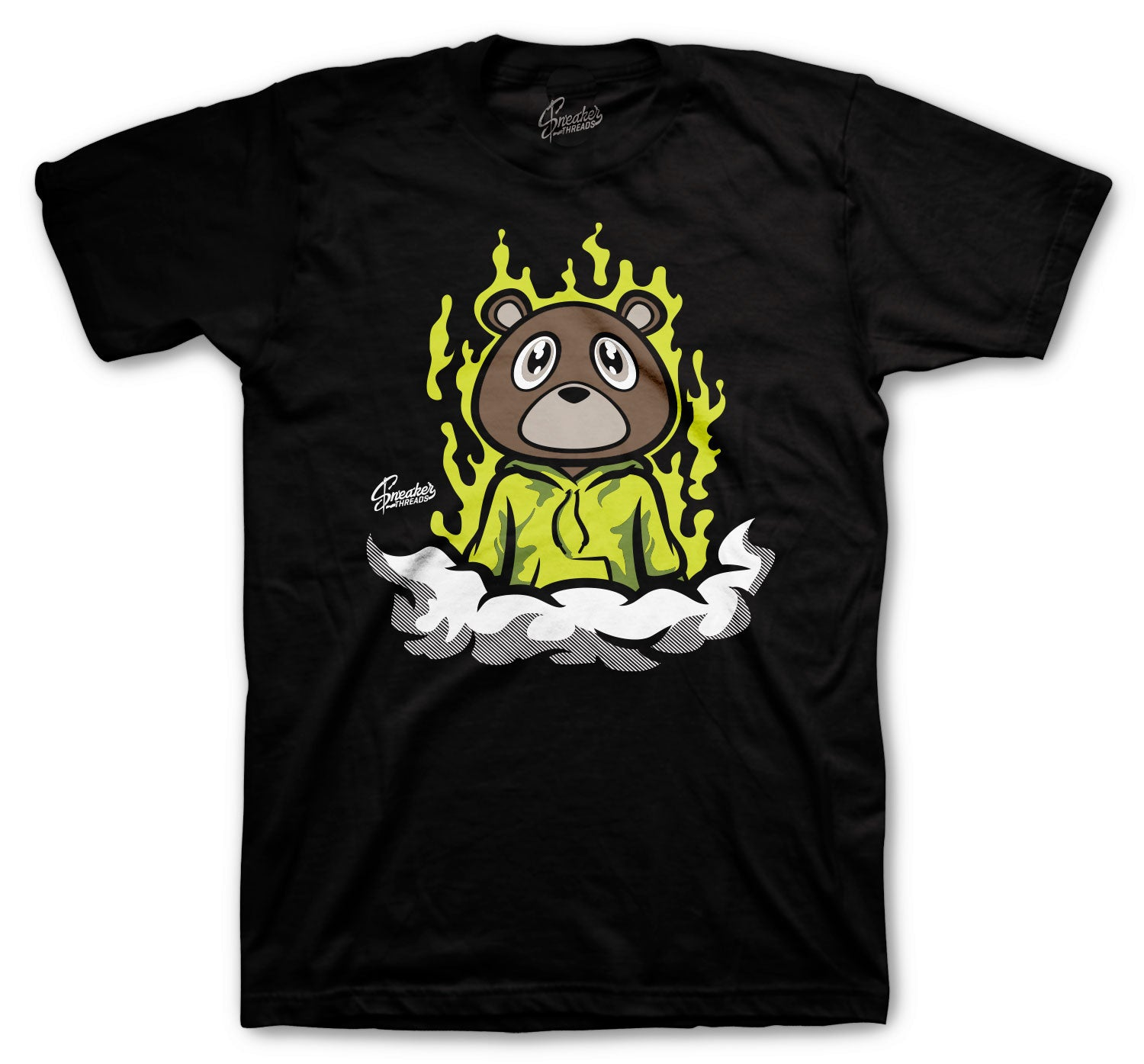 Yeezy Yeezreel Fly Bear Shirts