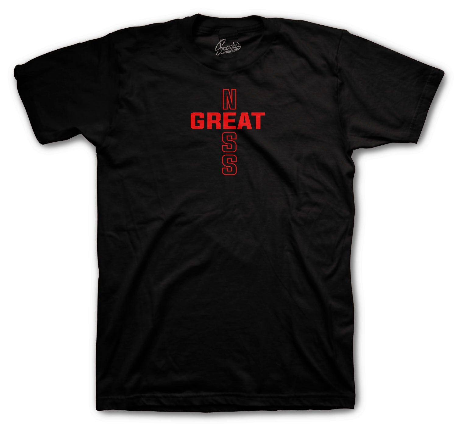 Yeezy 350 Bred Greatness Cross Shirt