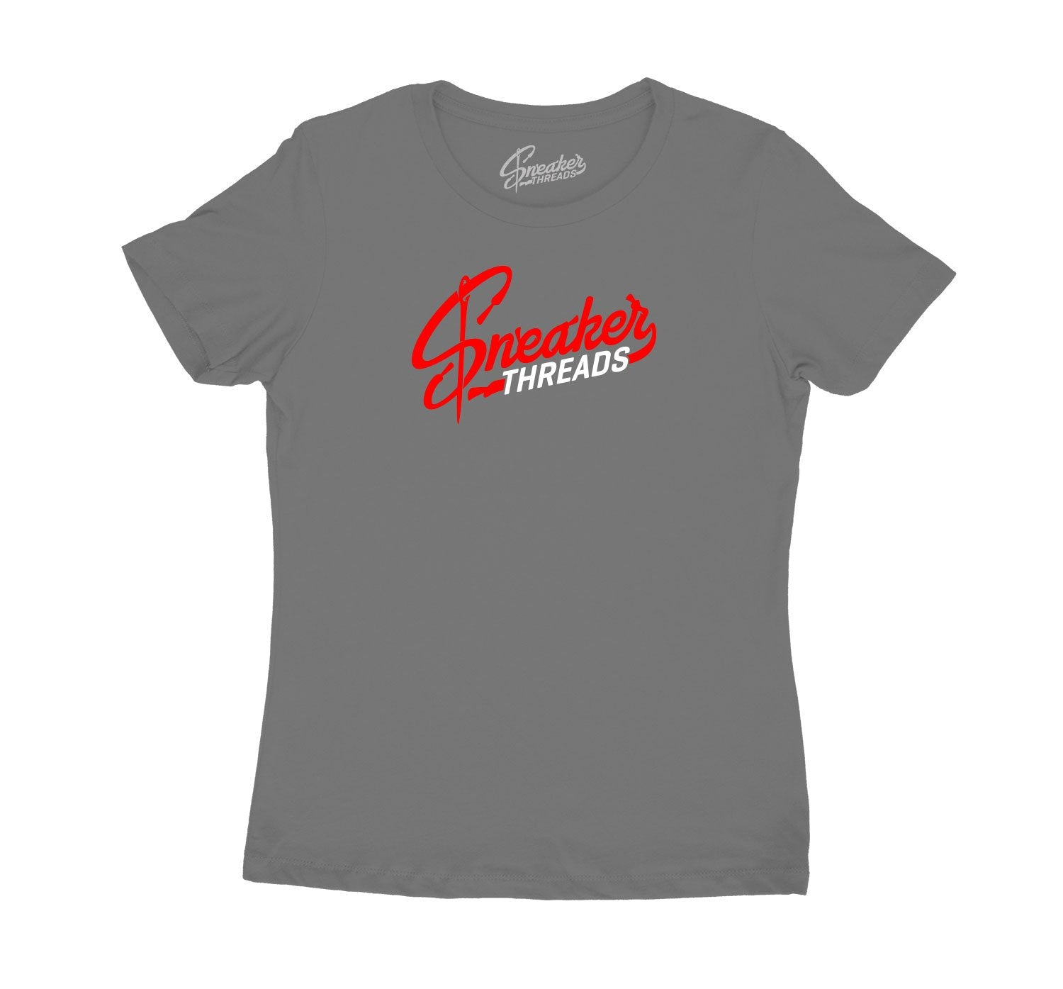 Shirts for women customer to match the Jordan 12 dark grey sneakers