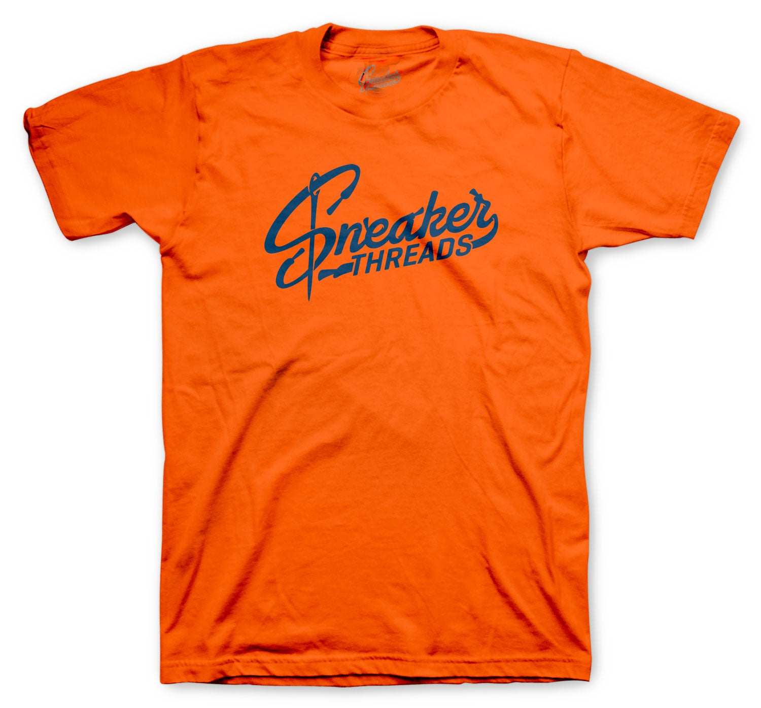 Mens Tee collection matches perfectly with the foamposite sneaker collection rugged orange