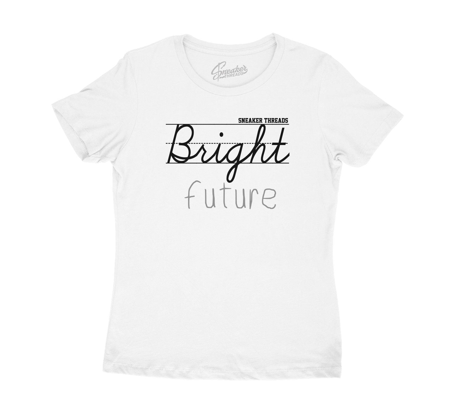 girls shirt collectionn designed to match the Jordan 11 metallic silver collection