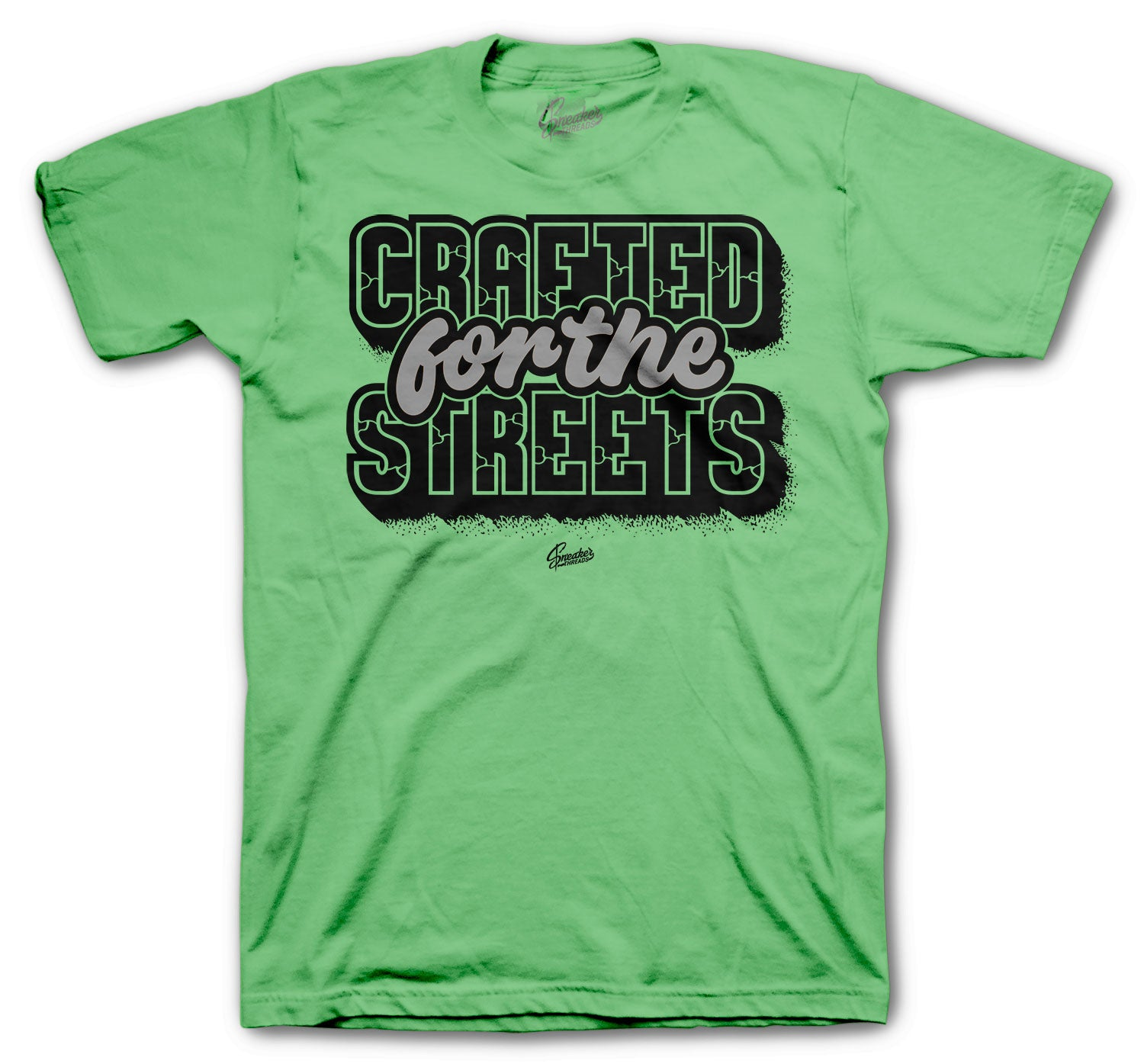 Jordan 1 Zen Green Crafted Shirt