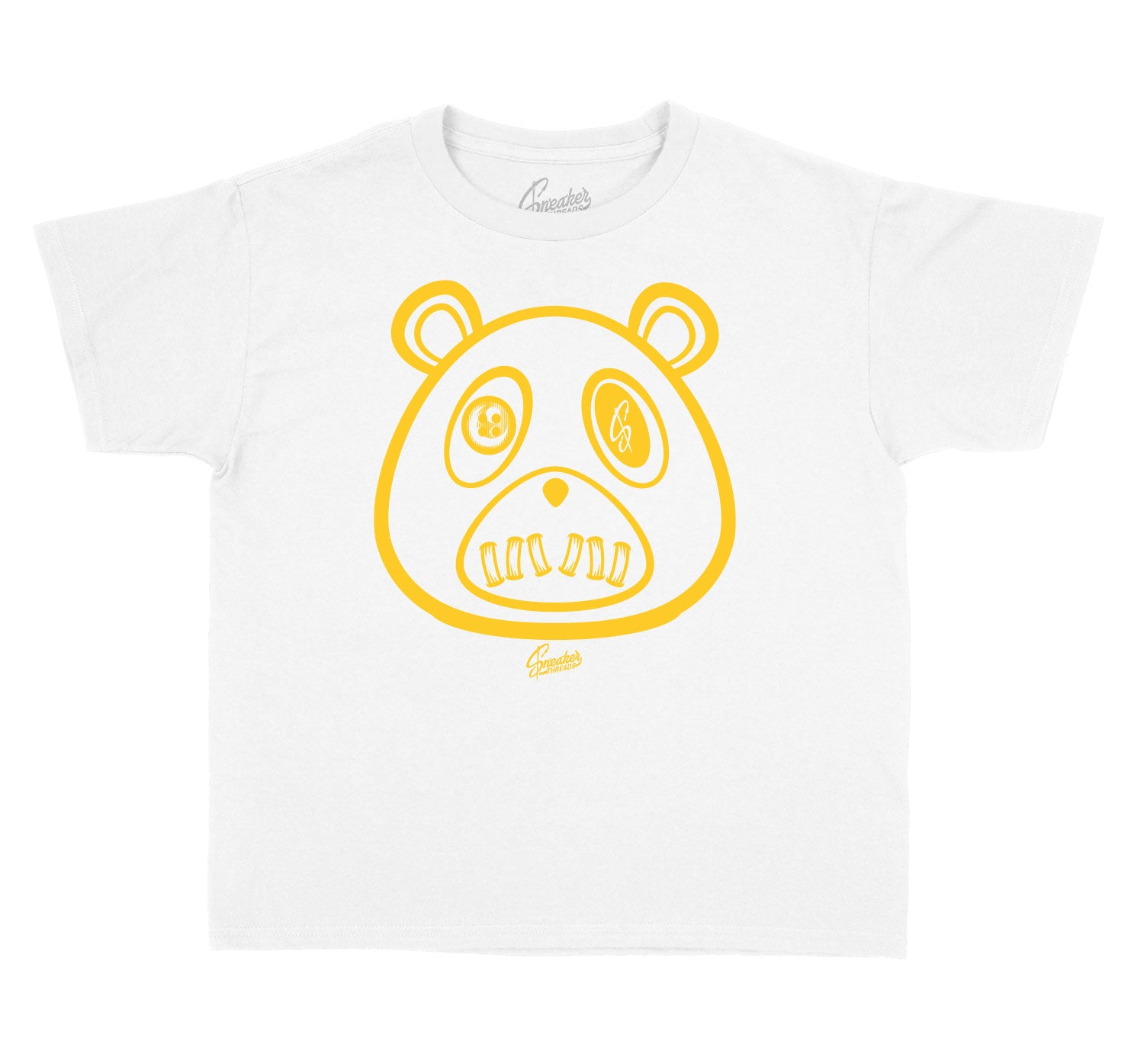 Kids - Bright Citrus 11 ST Bear Shirt