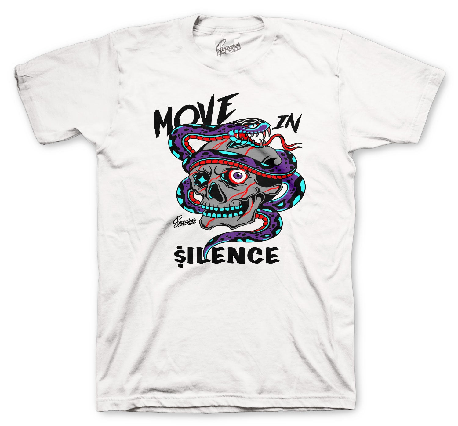 Jordan 5 Top 3 Move In Silence Shirt
