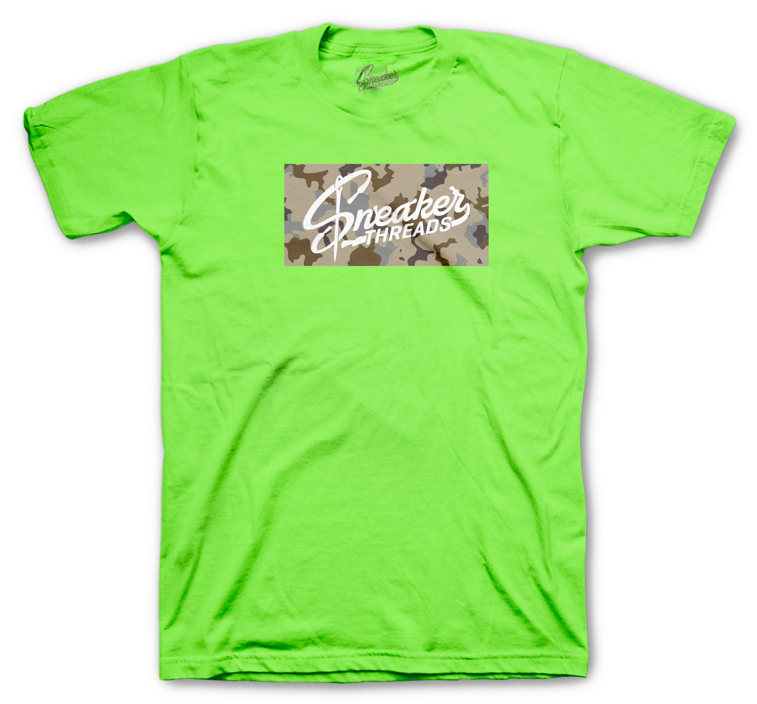 Air Max Green Camo ST Camo Box Shirt