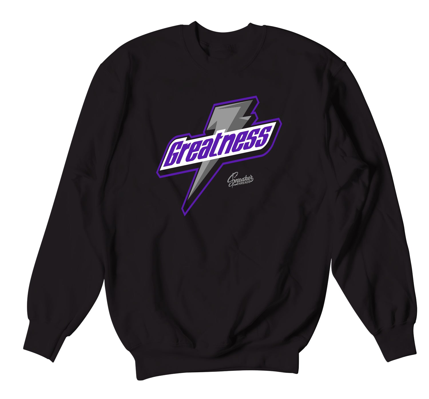 Jordan 12 Dark Concord Greatness Sweater