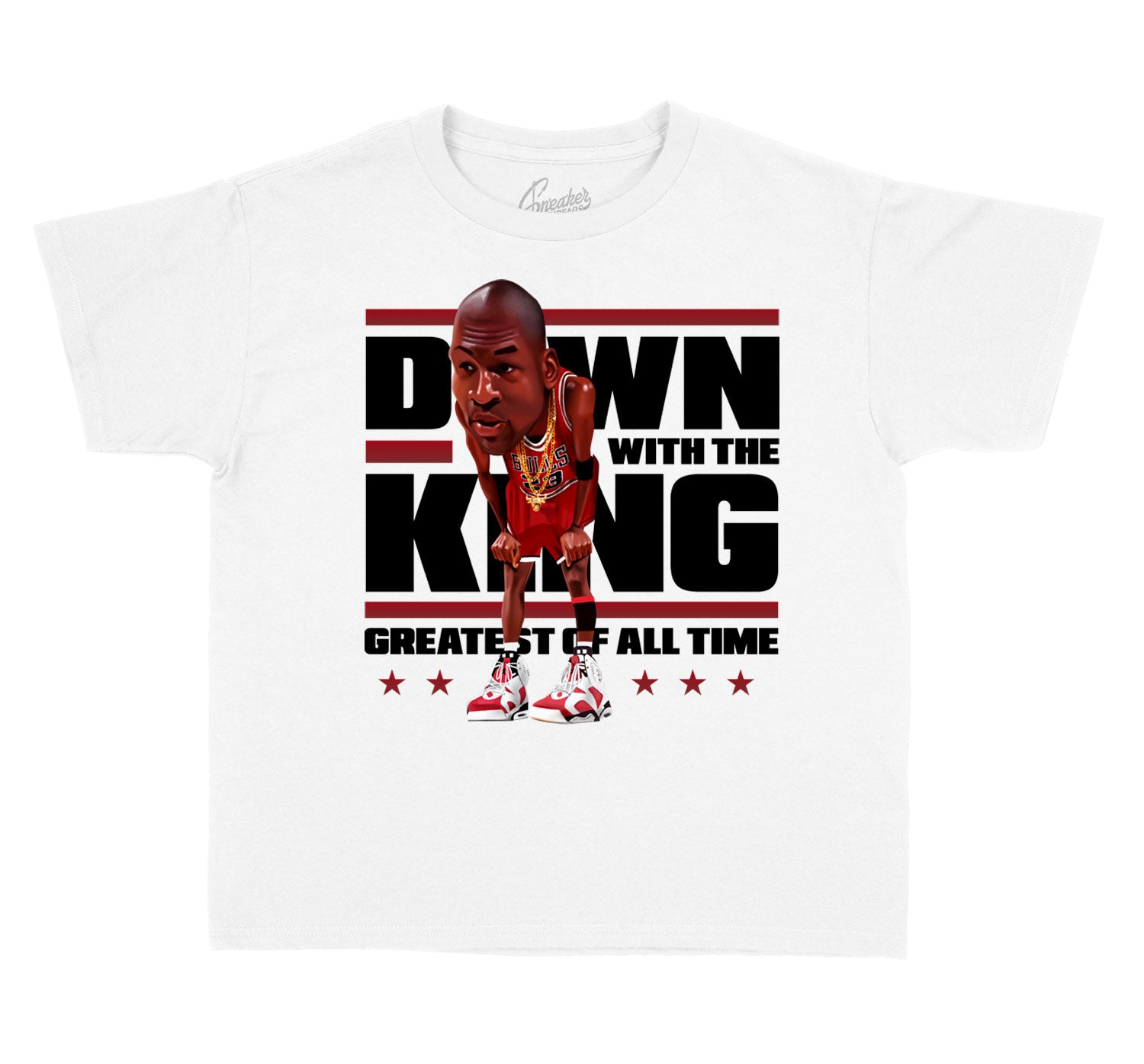 Kids - Carmine 6 King Shirt