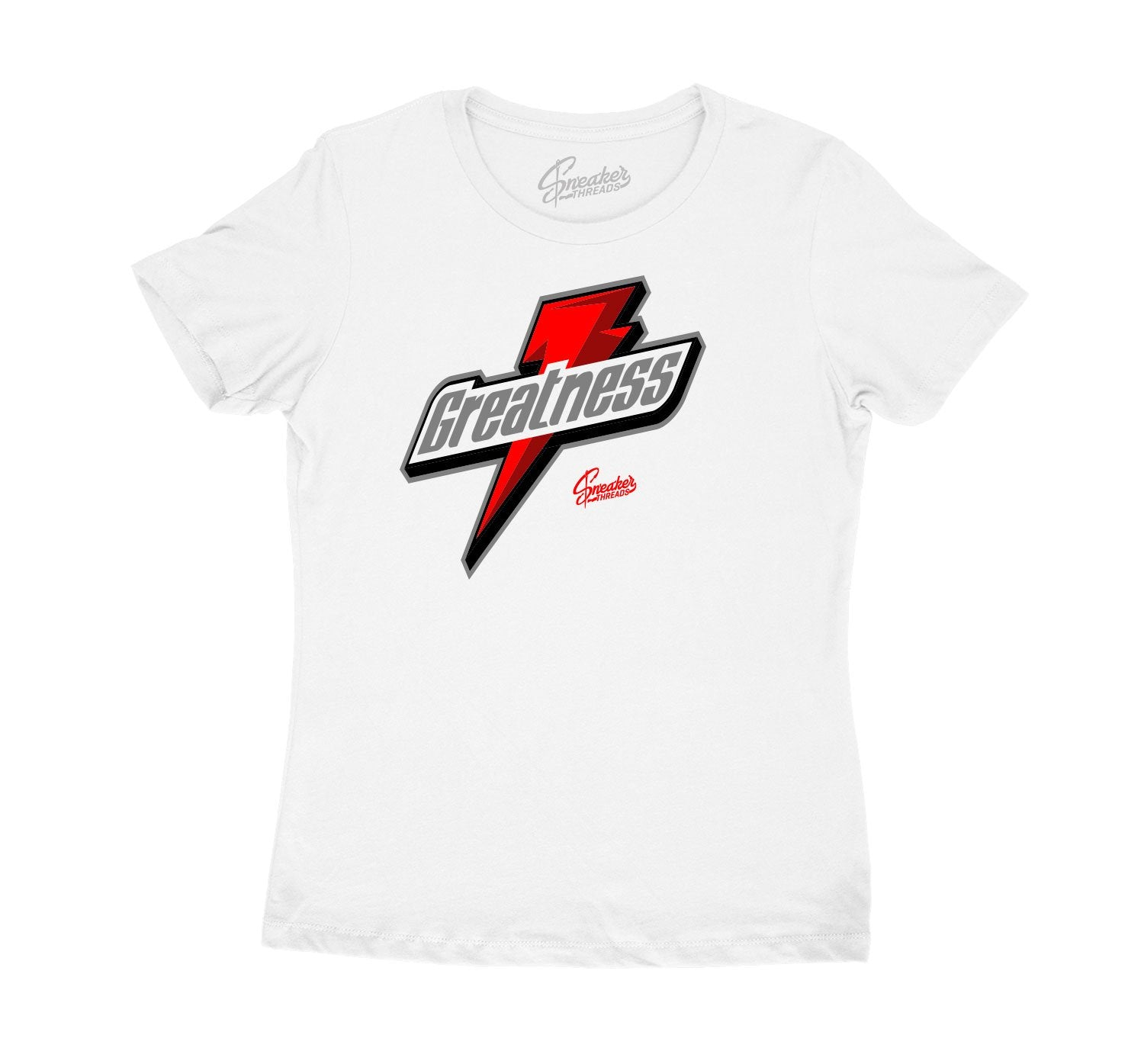 t-shirt for women designed to match the Jordan 12 dark grey sneakers