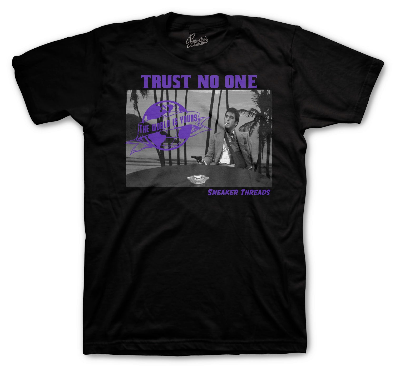Jordan 12 Dark Concord Tony Knows Shirt