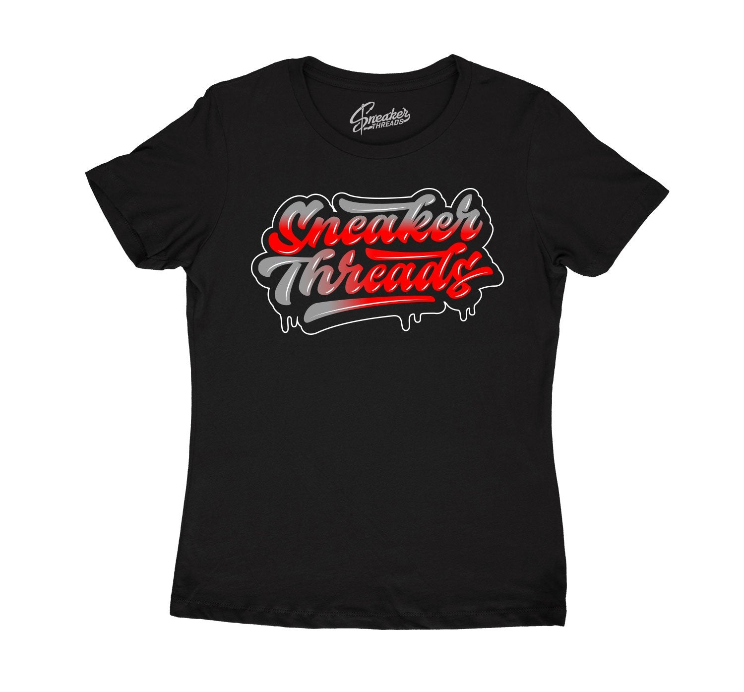 Retro 11 bred sneaker collection has matching womens shirt collection