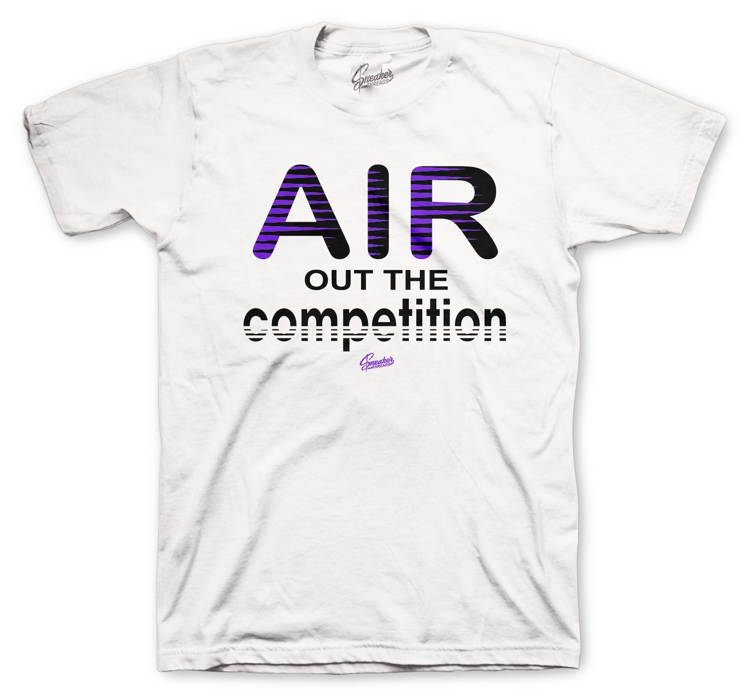 Sneaker collection has matching tee collection for the hyper grape air max 90s
