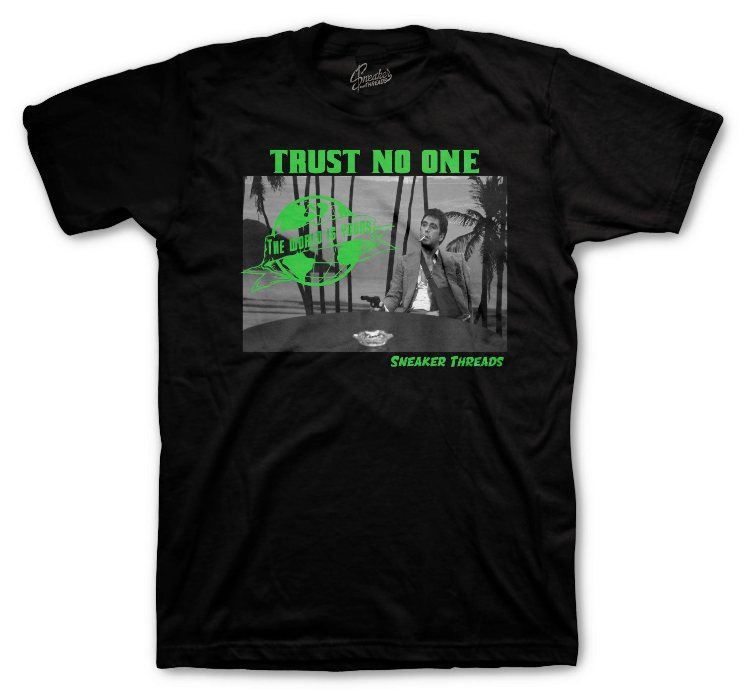 Jordan 13 Lucky Green Tony Knows Shirt